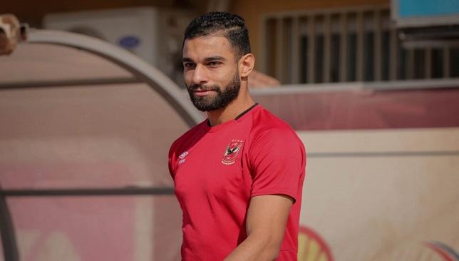 عمرو السولية- النادي الأهلي- الدوري المصري