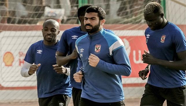 أحمد فتحي- النادي الأهلي- الدوري المصري