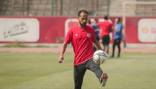وليد سليمان - الأهلي - كأس مصر