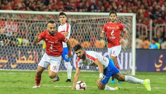 الأهلي يهزم الزمالك 5-4 في الدوري المصري!