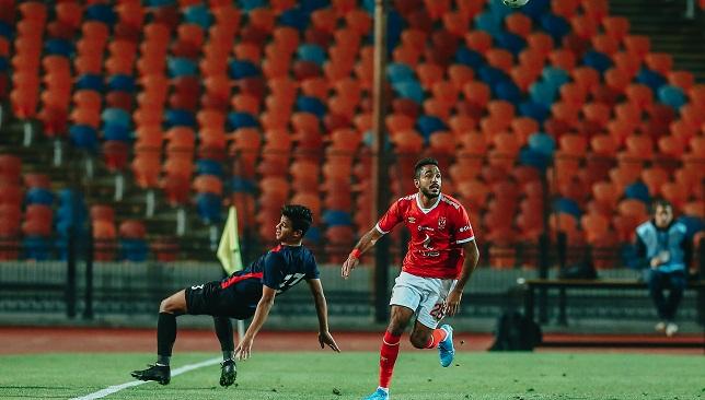 كهربا - الأهلي - الدوري المصري