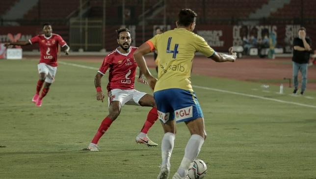 الأهلي - طنطا- الدوري المصري