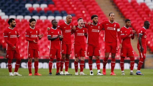 ليفربول - الدوري الإنجليزي الممتاز