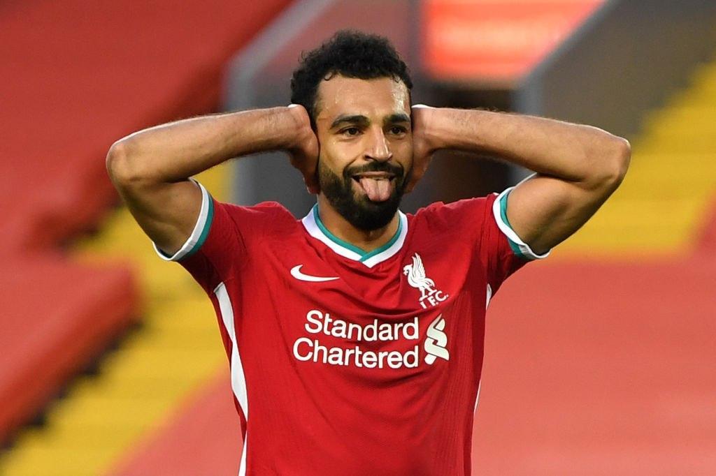 محمد صلاح - ليفربول - الدوري الإنجليزي