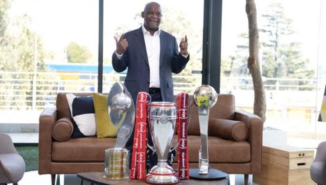 موسيماني - الأهلي - دوري أبطال أفريقيا