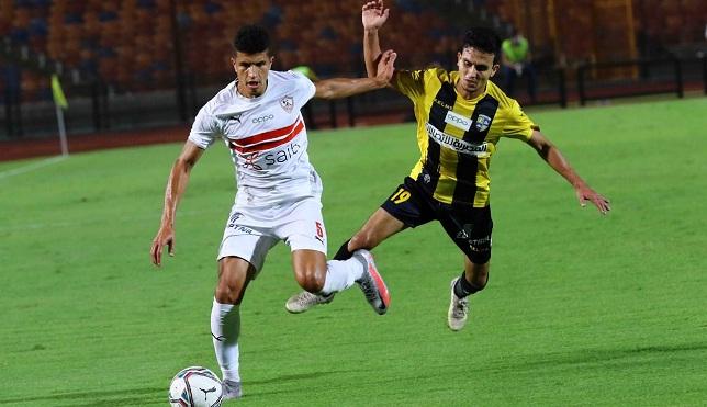فريق الزمالك - الدوري المصري