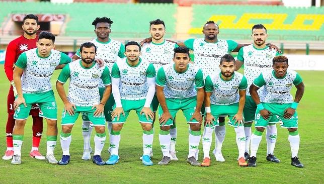 المصري البورسعيدي - الدوري المصري