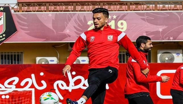 صلاح محسن- نادي سموحة- الدوري المصري