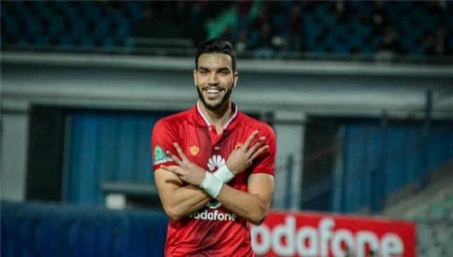 وليد أزارو - النادي الأهلي - الدوري المصري