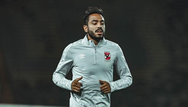 محمود كهربا- النادي الأهلي- الدوري المصري