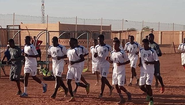 سونيديب  بطل النيجر