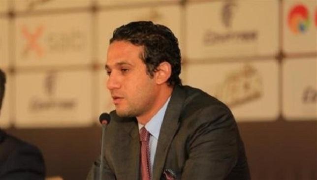 محمد فضل - اتحاد الكرة المصري