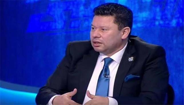 رضا عبدالعال - طنطا - الدوري المصري