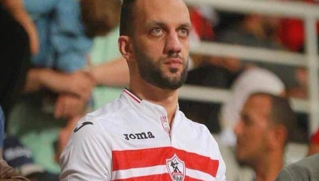 أمير مرتضى- نادي الزمالك- الدوري المصري