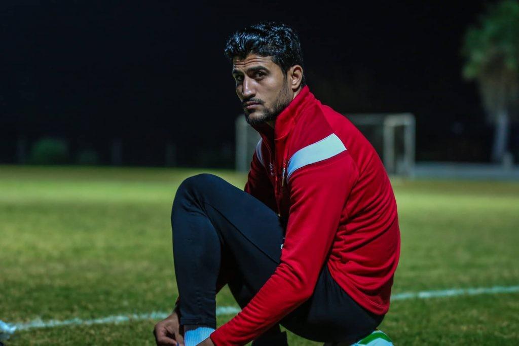 علي لطفي- النادي الأهلي- الدوري المصري