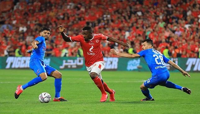 الأهلي والزمالك- دوري أبطال أفريقيا