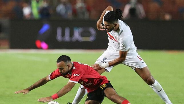 الأهلي والزمالك - الدوري المصري