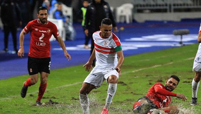 الأهلي - الزمالك - الدوري المصري