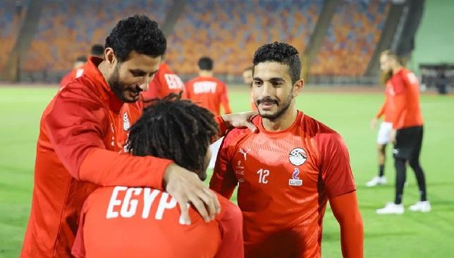 مصر ضد توجو .. محمد النني يتخطى رقم العميد مع الفراعنة - سبورت 360