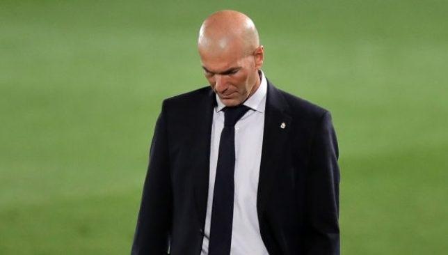 زين الدين زيدان - ريال مدريد - الدوري الإسباني