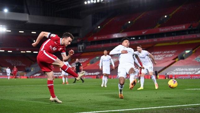 ديوجو جوتا - ليفربول - الدوري الإنجليزي