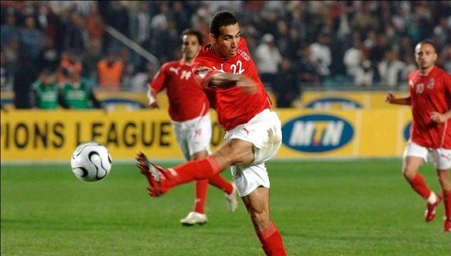 محمد أبو تريكة - النادي الأهلي