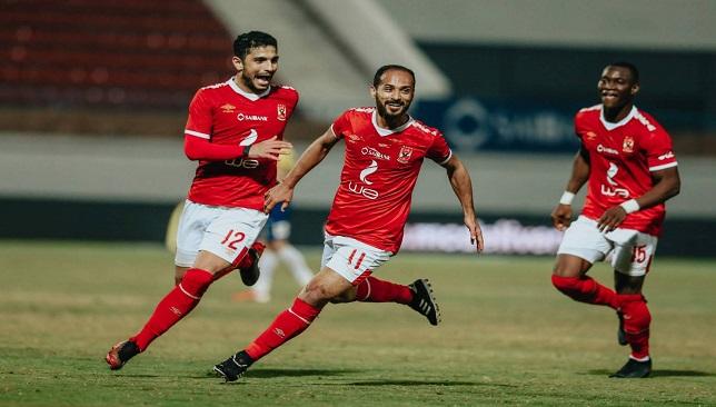 وليد سليمان - النادي الأهلي - الدوري المصري