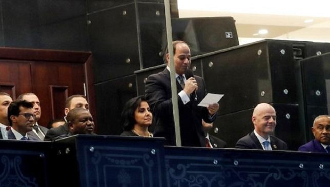 الرئيس عبد الفتاح السيسي - رئيس جمهورية مصر العربية