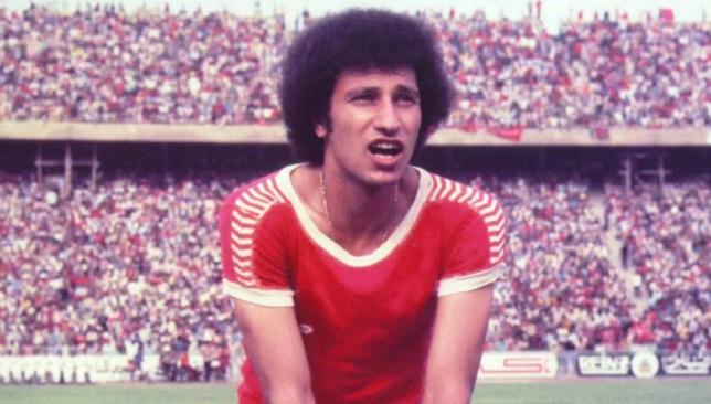 محموج الخطيب - لاعب النادي الأهلي