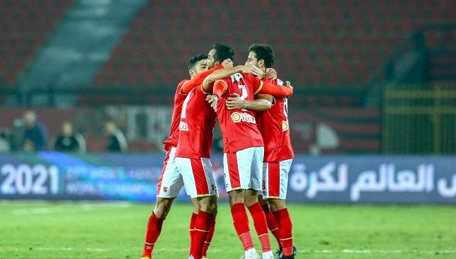النادي الأهلي- الدوري المصري