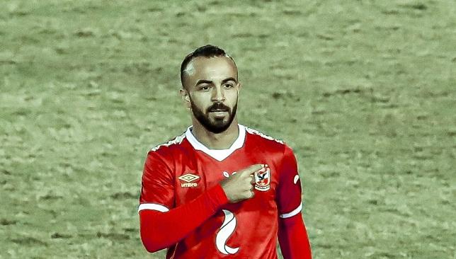 أفشة- النادي الأهلي- الدوري المصري