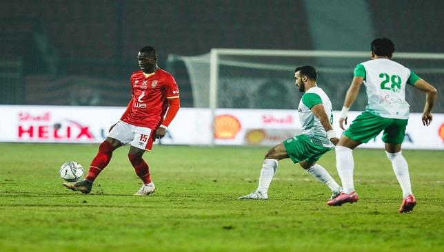الأهلي والاتحاد - الدوري المصري