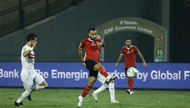 محمد مجدي أفشة- النادي الأهلي- الدوري المصري