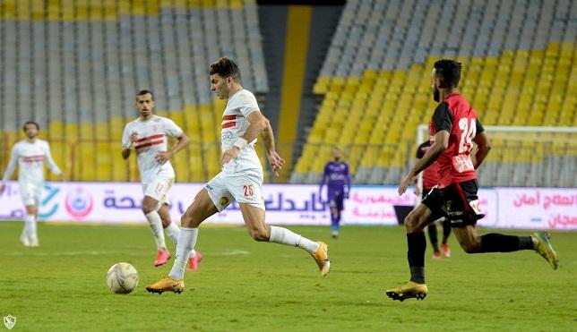 أحمد سيد زيزو- نادي الزمالك- الدوري المصري