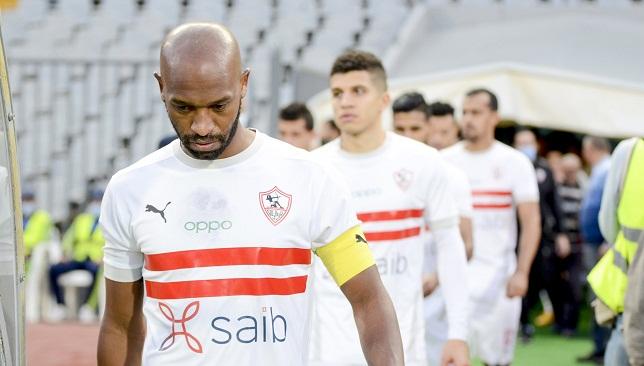 شيكابالا- نادي الزمالك- الدوري المصري