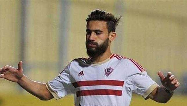 باسم مرسي- نادي الزمالك- الدوري المصري