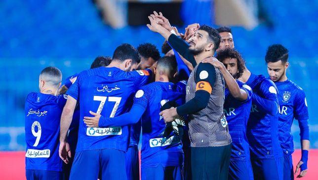 تشكيلة الهلال السعودي في مباراة اليوم ضد الباطن في الدوري السعودي
