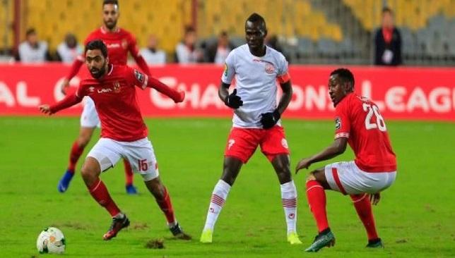 الأهلي وسيمبا التنزاني - دوري أبطال أفريقيا