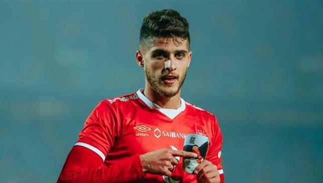 أحمد الشيخ - لاعب الأهلي السابق