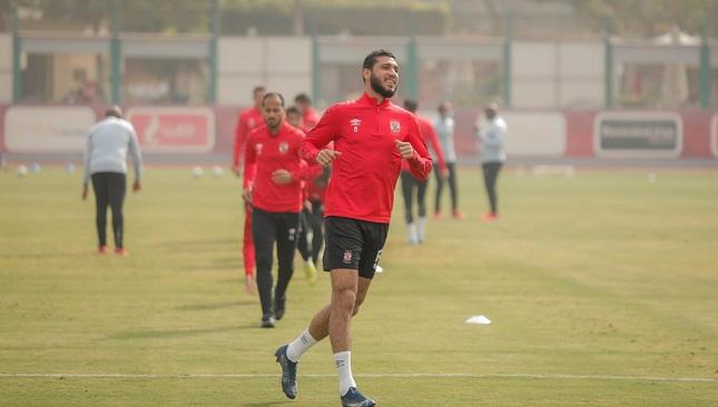 رامي ربيعة- النادي الأهلي- الدوري المصري