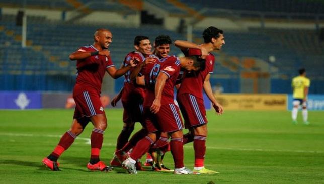 بيراميدز - الدوري المصري