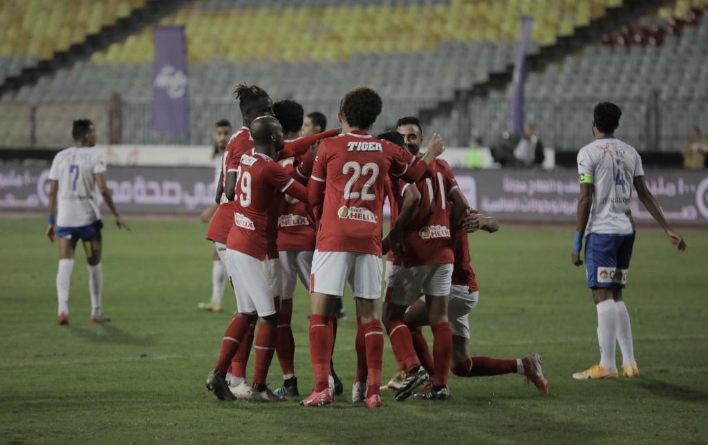 جيرالدو - الأهلي المصري - الدوري المصري