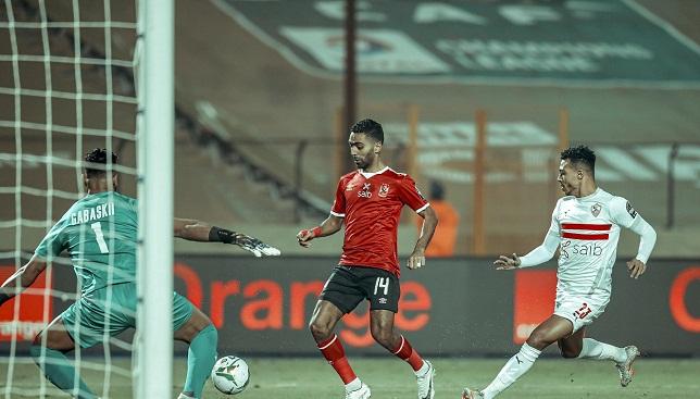 الأهلي والزمالك- نهائي دوري أبطال أفريقيا