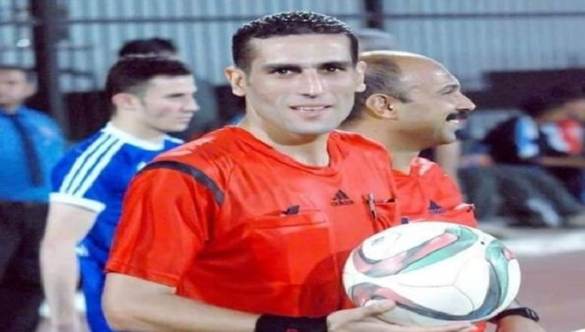 محمود ناجي - الدوري المصري