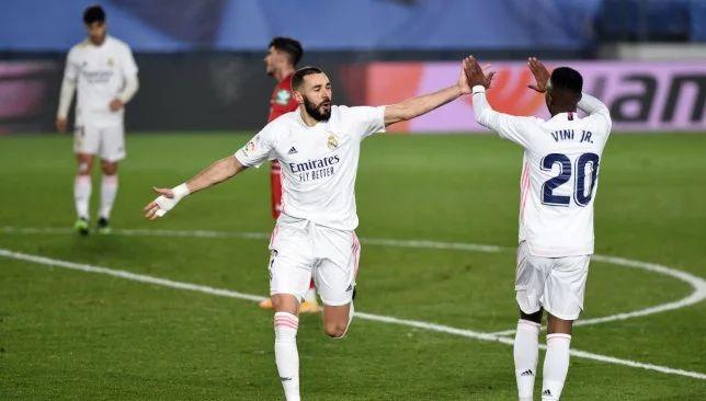 ريال مدريد – الدوري الإسباني