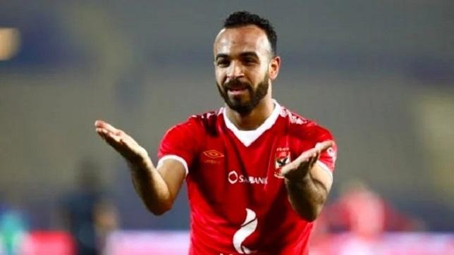 محمد مجدي قفشة - النادي الأهلي - الدوري المصري