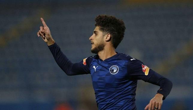 أحمد الشيخ - لاعب بيراميدز