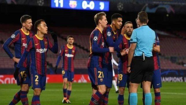 برشلونة – الدوري الإسباني