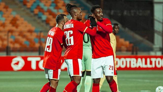 الأهلي وسيمبا- دوري أبطال أفريقيا