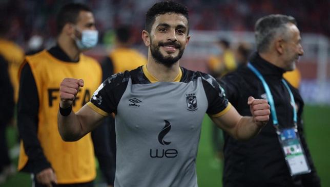 أيمن أشرف- النادي الأهلي- الدوري المصري